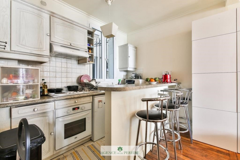 Vente appartement Paris 17ème 425000€ - Photo 5