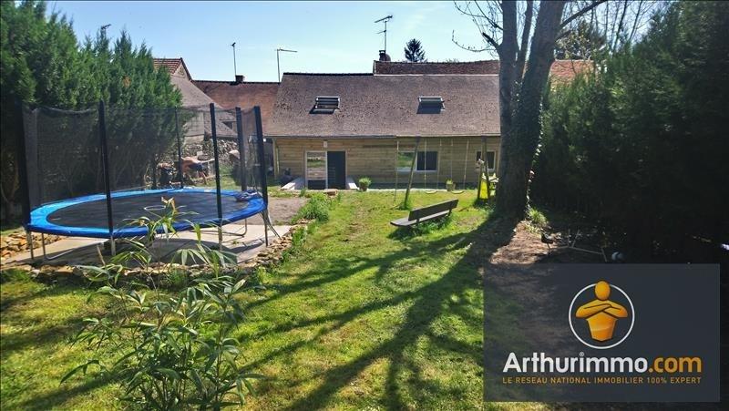 Sale house / villa St ouen en brie 217000€ - Picture 1