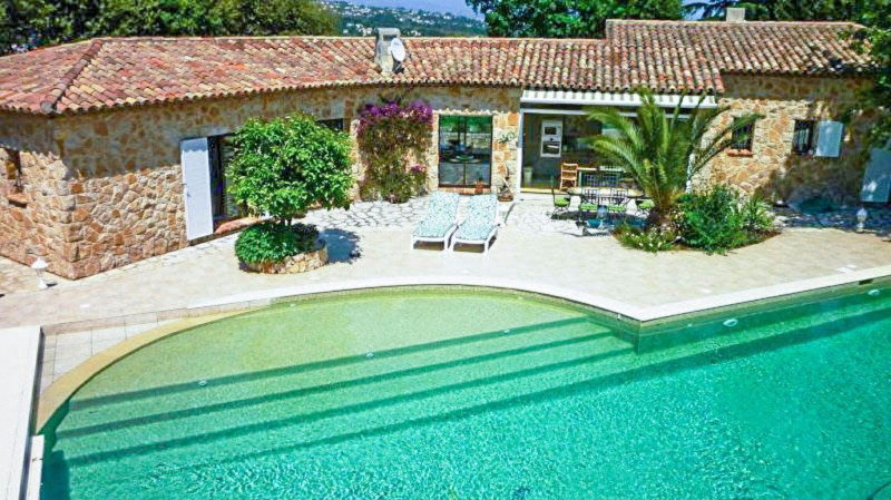 Deluxe sale house / villa Biot 1 490 000€ - Picture 1