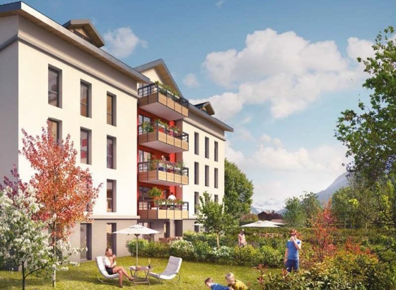 Location appartement St pierre en faucigny 545€ CC - Photo 1