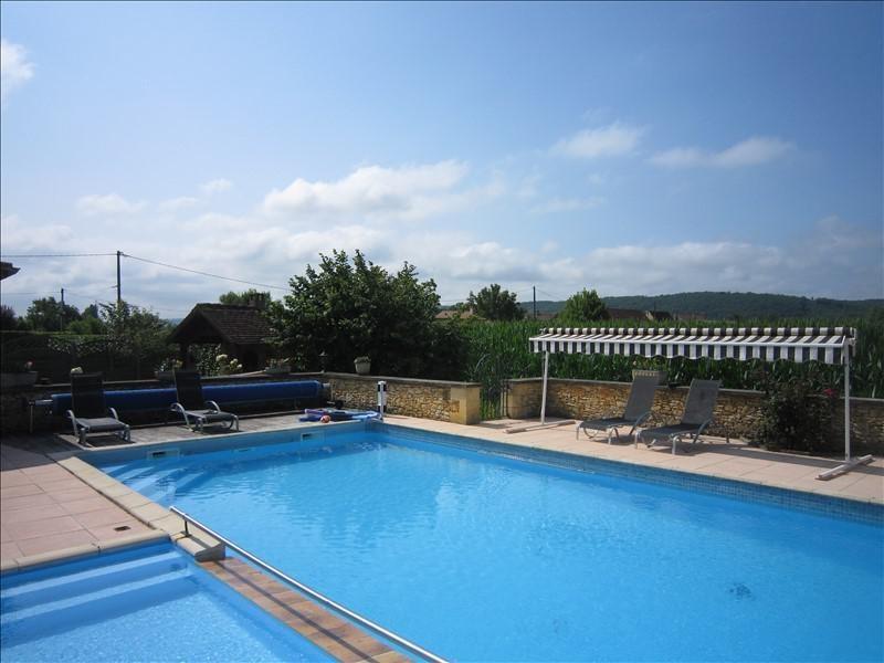 Vente maison / villa Castels 320000€ - Photo 2