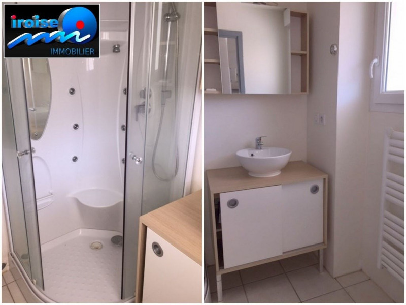 Investment property apartment Brest 75 500€ - Picture 4