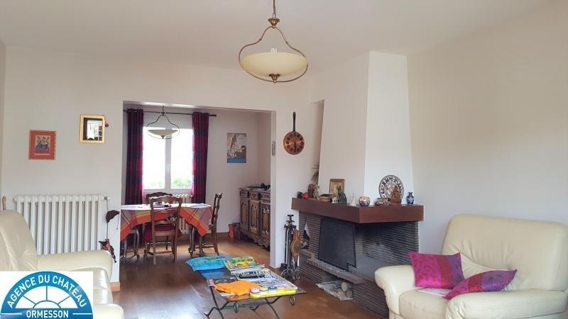 Vente maison / villa Le plessis trevise 455000€ - Photo 1
