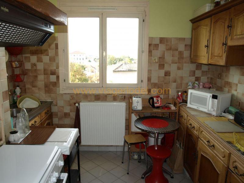Vendita nell' vitalizio di vita appartamento Bourg-lès-valence 24000€ - Fotografia 2