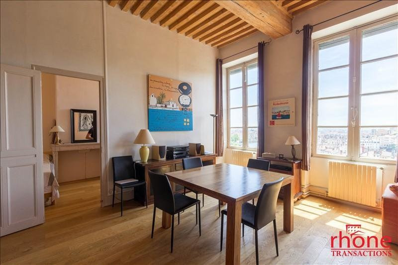 Vente de prestige appartement Lyon 1er 588 000€ - Photo 4