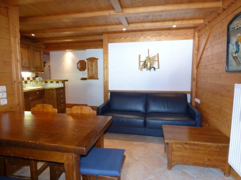 Sale apartment Meribel 395000€ - Picture 2
