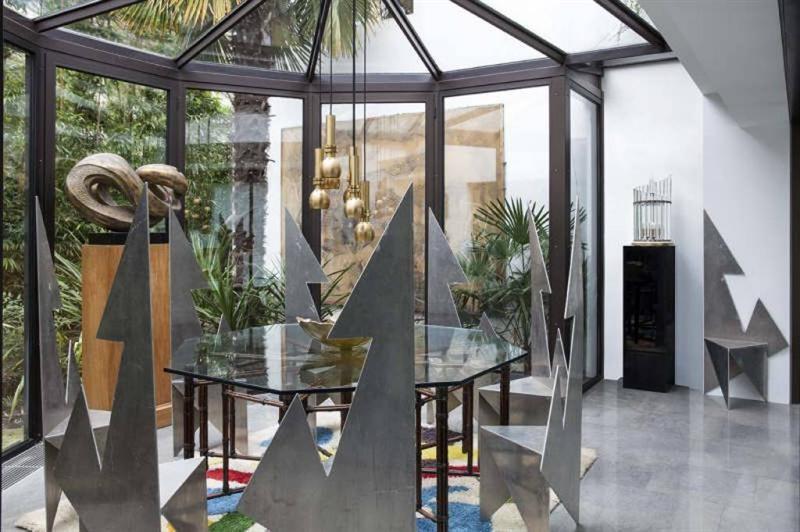 Revenda residencial de prestígio casa Paris 16ème 7350000€ - Fotografia 14