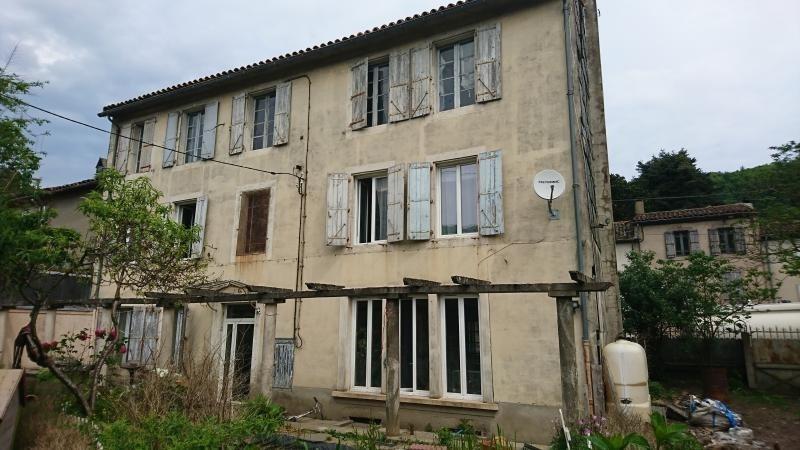 Vente maison / villa Labastide rouairoux 130000€ - Photo 1