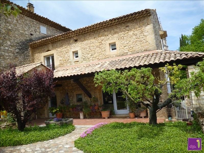 Venta de prestigio  casa Uzes 740000€ - Fotografía 10
