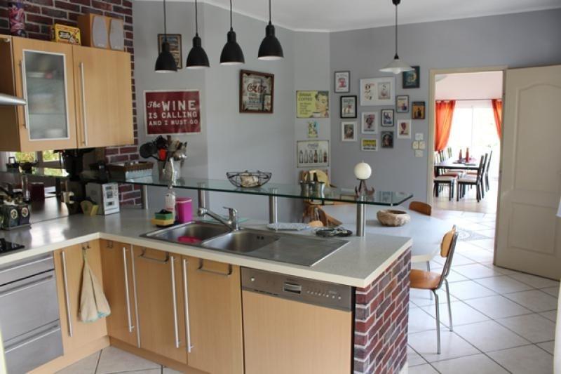 Vente de prestige maison / villa Villette d anthon 622000€ - Photo 8