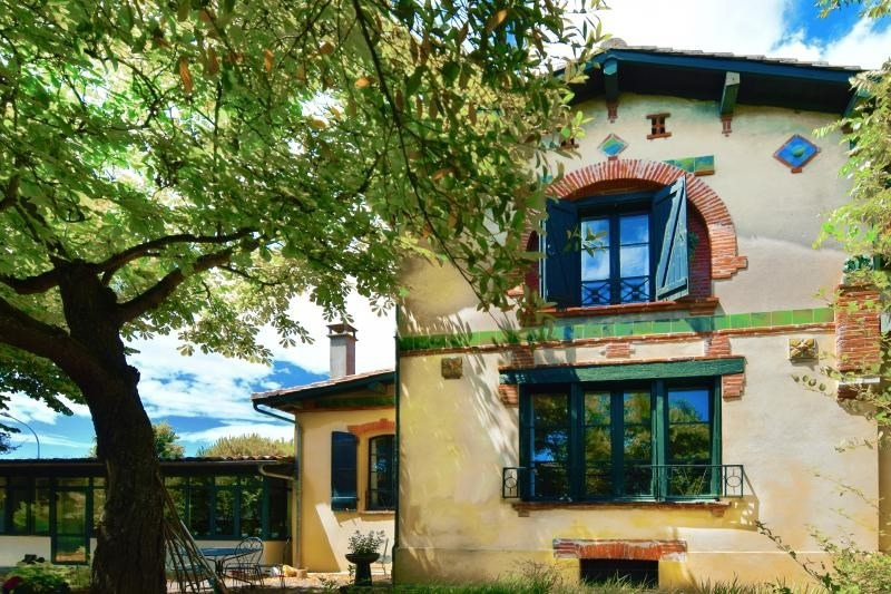 Deluxe sale house / villa Aucamville 575000€ - Picture 2