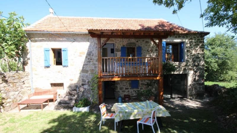 Vente maison / villa Vabre tizac 82500€ - Photo 1