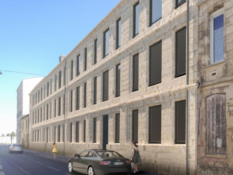 Produit d'investissement appartement Bordeaux 179692€ - Photo 3