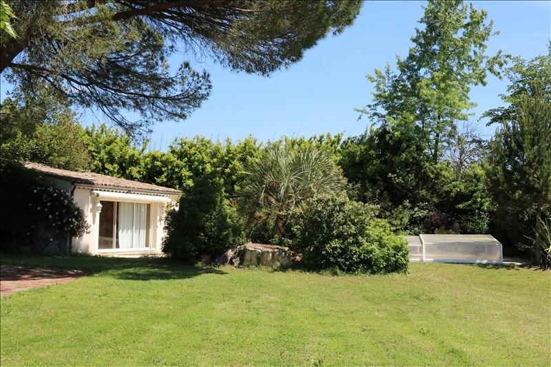 Sale house / villa Chateauneuf du rhone 475000€ - Picture 2