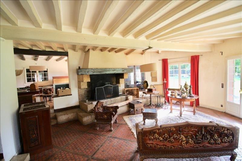 Sale house / villa Damville 350000€ - Picture 3