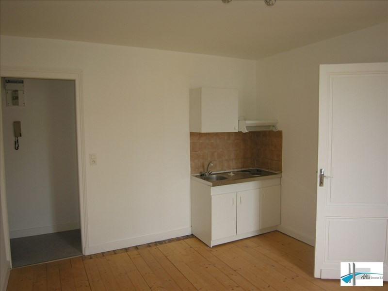 Rental apartment Bordeaux 573€ CC - Picture 2