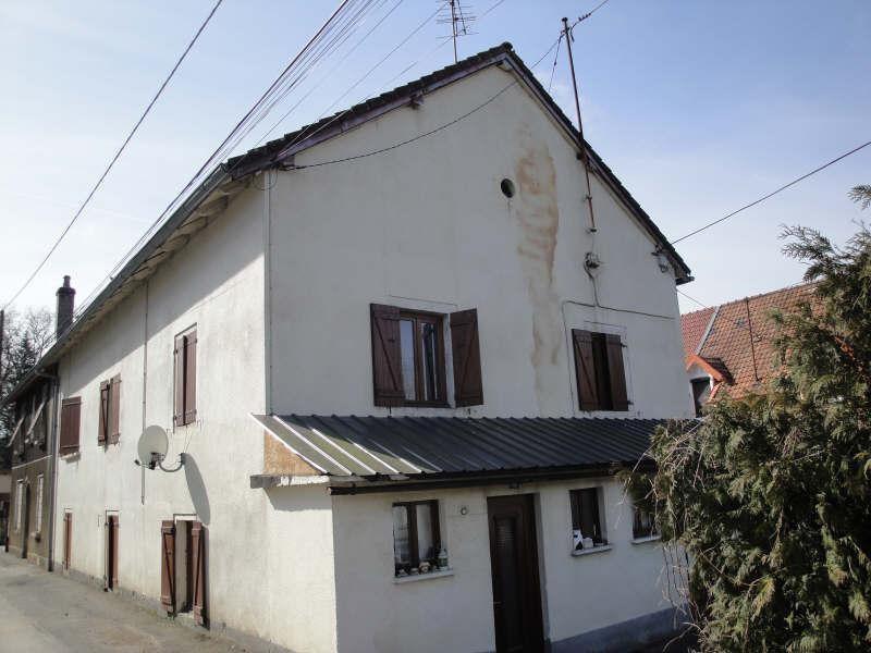 Venta  edificio Voujeaucourt 150000€ - Fotografía 1
