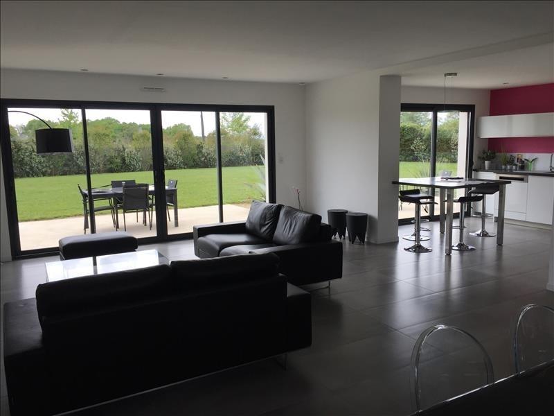 Vente maison / villa Liguge 426400€ -  6