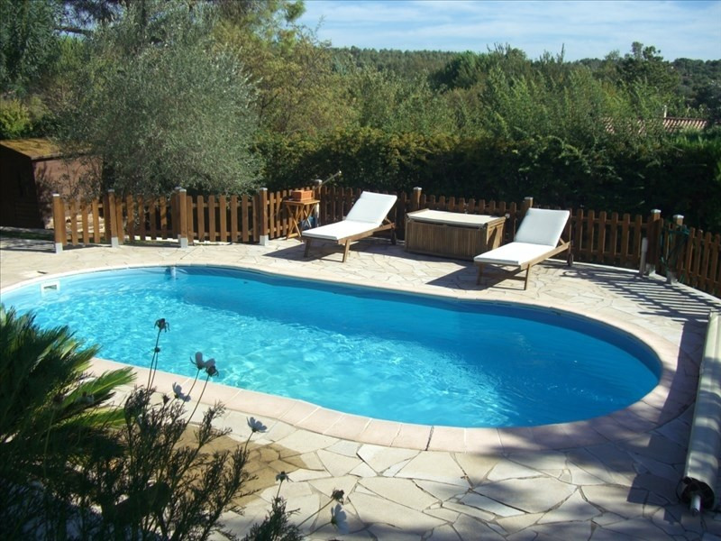 Deluxe sale house / villa Chateauneuf le rouge 582 000€ - Picture 2