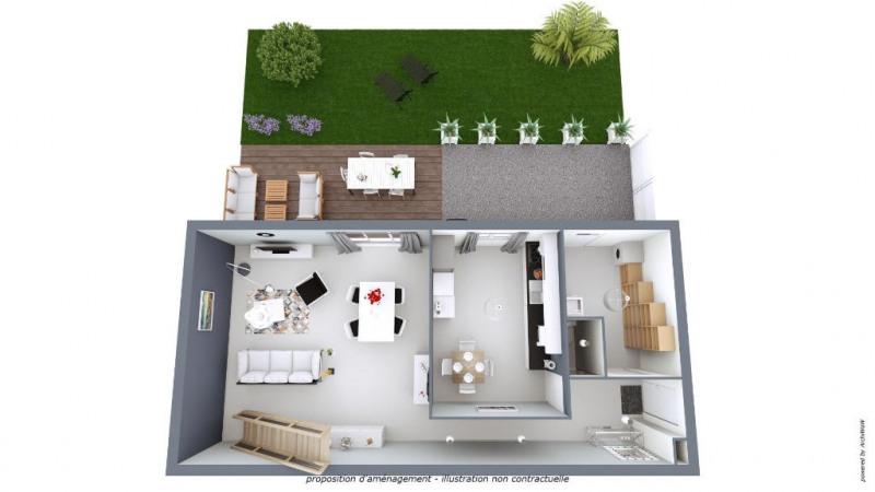 Vente maison / villa Bouillargues 175000€ - Photo 13