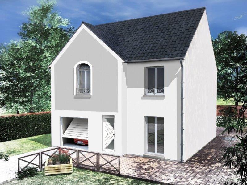 Maison  6 pièces + Terrain 900 m² Martot par RESIDENCES INTER ROUEN
