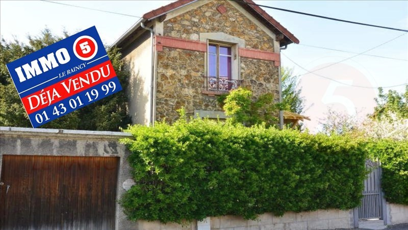 Vente maison / villa Le raincy 329000€ - Photo 1