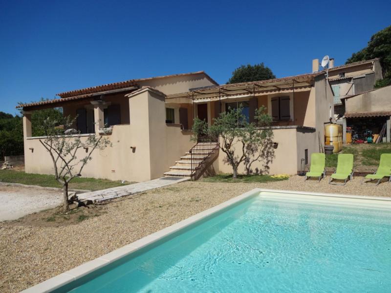 Vente maison / villa Saint pantaleon 390000€ - Photo 1