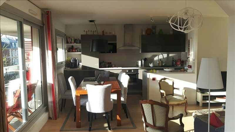 Vente appartement Maisons-laffitte 590 000€ - Photo 2
