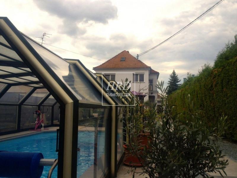 Vente de prestige maison / villa Oberhausbergen 630000€ - Photo 1