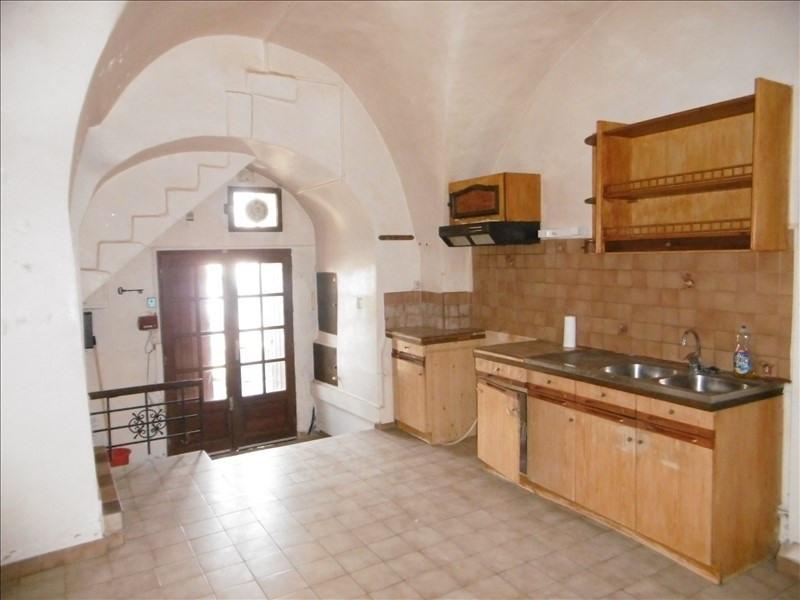 Vente maison / villa Aigues vives 95000€ - Photo 1