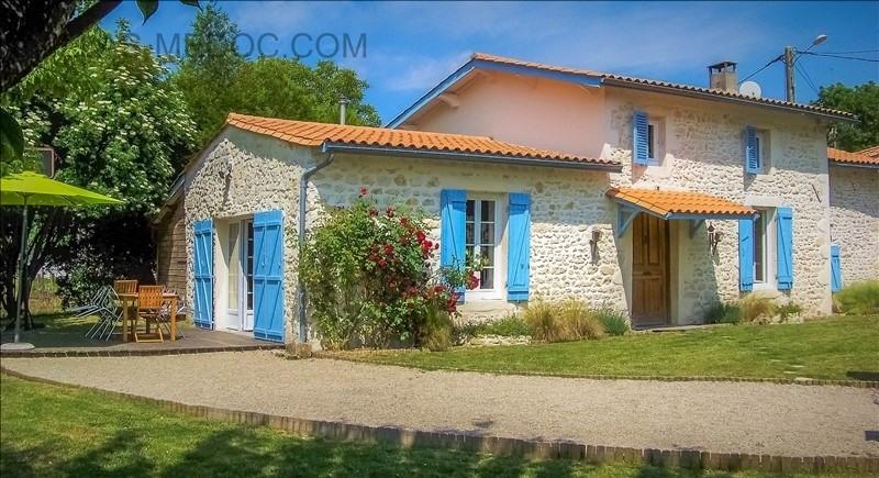 Vente maison / villa Civrac en medoc 249000€ - Photo 1