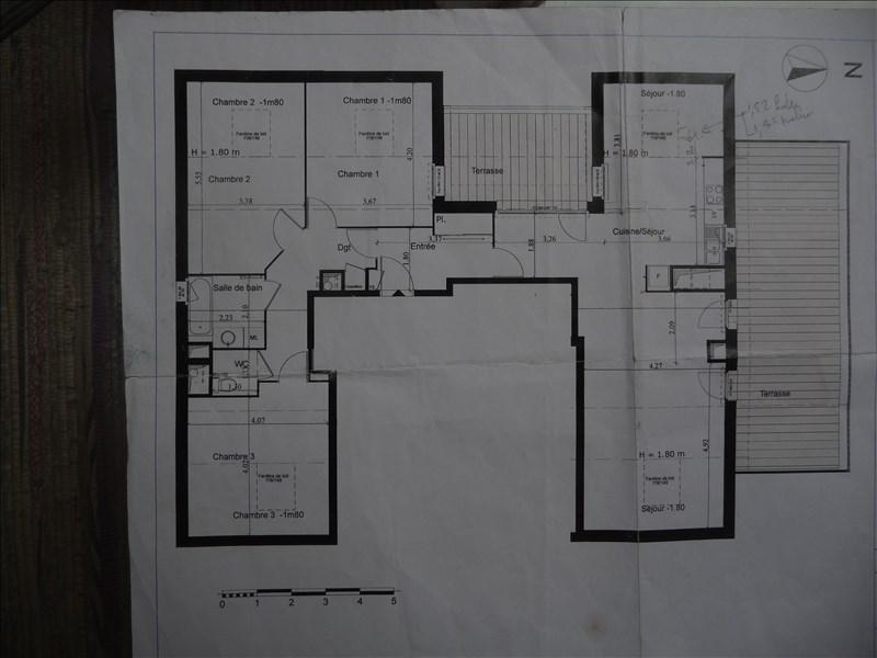 Vente appartement Tassin la demi lune 440000€ - Photo 2