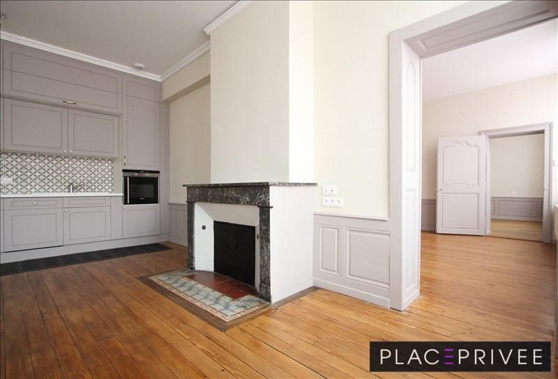 Rental apartment St nicolas de port 530€ CC - Picture 2