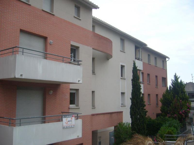 Sale apartment Toulouse 119000€ - Picture 1