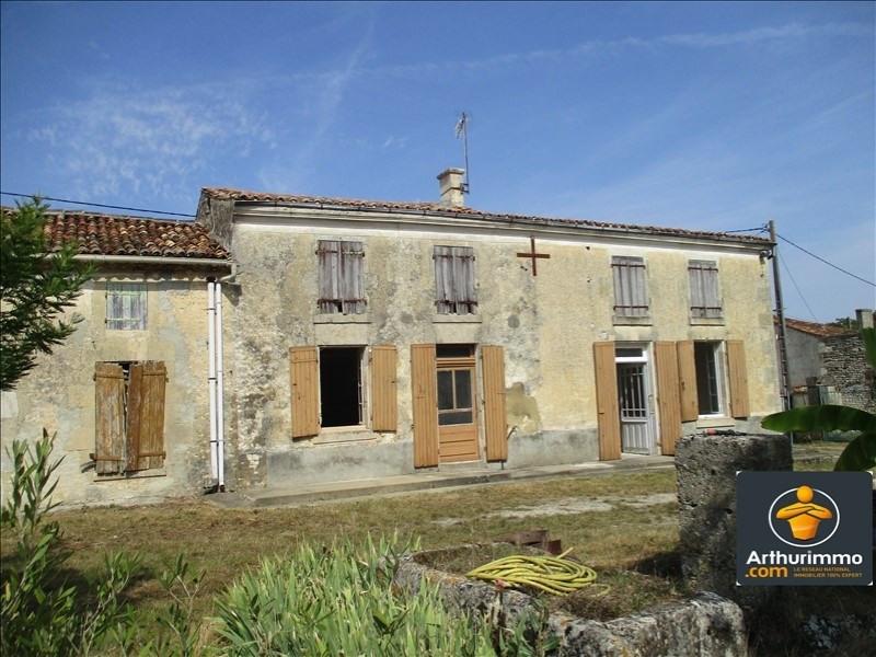 Sale house / villa Aulnay 75600€ - Picture 1
