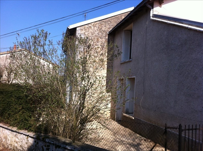 Vente maison / villa Vivonne 148000€ - Photo 1