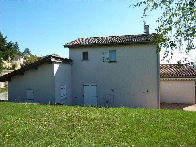 Vente maison / villa Dommartin 400000€ - Photo 2