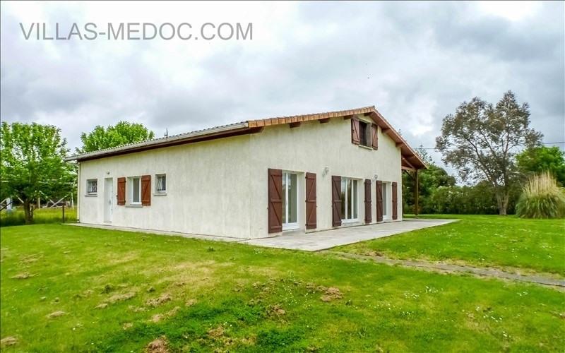 Vente maison / villa Jau dignac et loirac 179500€ - Photo 2