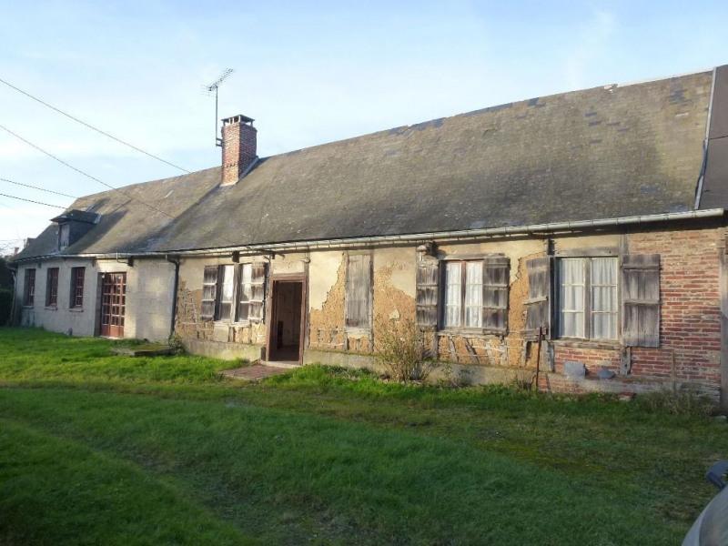 Vente maison / villa Hericourt sur therain 66000€ - Photo 1
