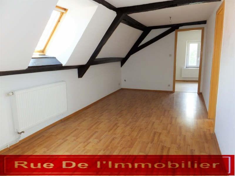 Sale apartment Reichshoffen 59500€ - Picture 1