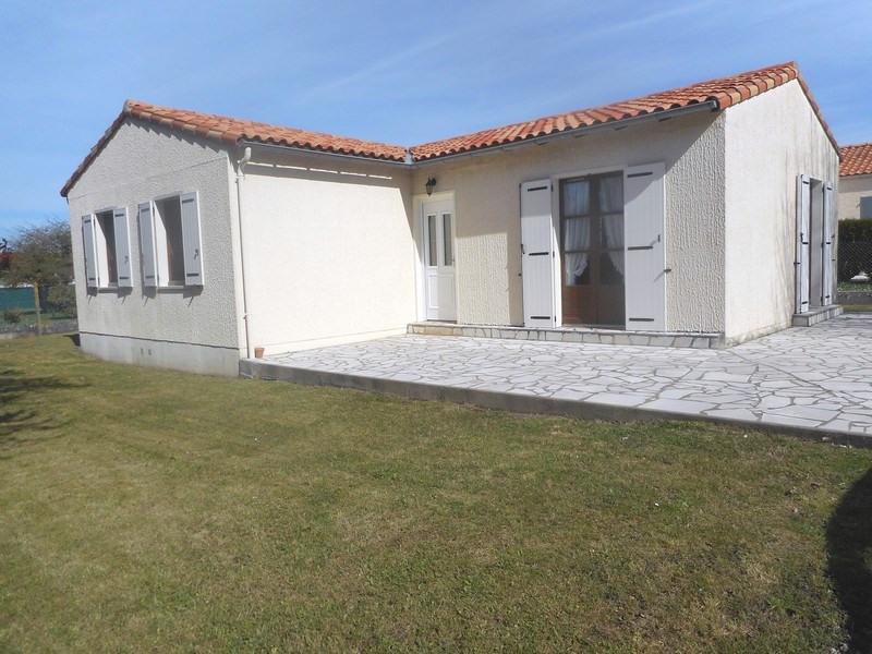 Location vacances maison / villa Saint-palais-sur-mer 1010€ - Photo 1