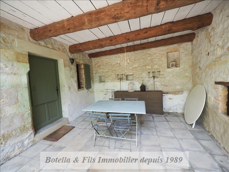 Deluxe sale house / villa Uzes 849000€ - Picture 16