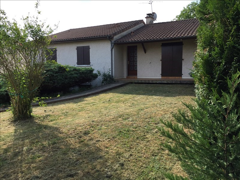 Location maison / villa St benoit 800€ +CH - Photo 1