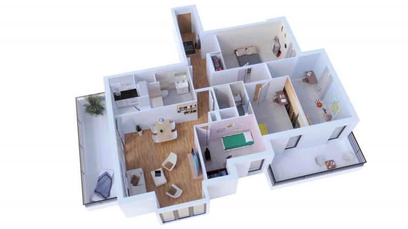 Vendita nuove costruzione Villejuif  - Fotografia 9
