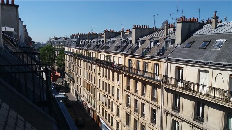 Locação apartamento Paris 10ème 1300€ CC - Fotografia 8