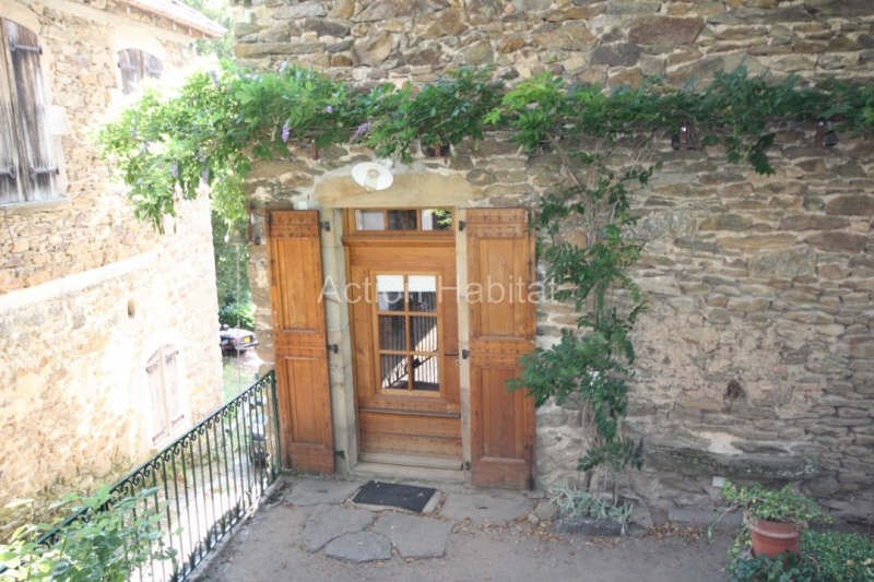 Sale house / villa Montirat 212000€ - Picture 9