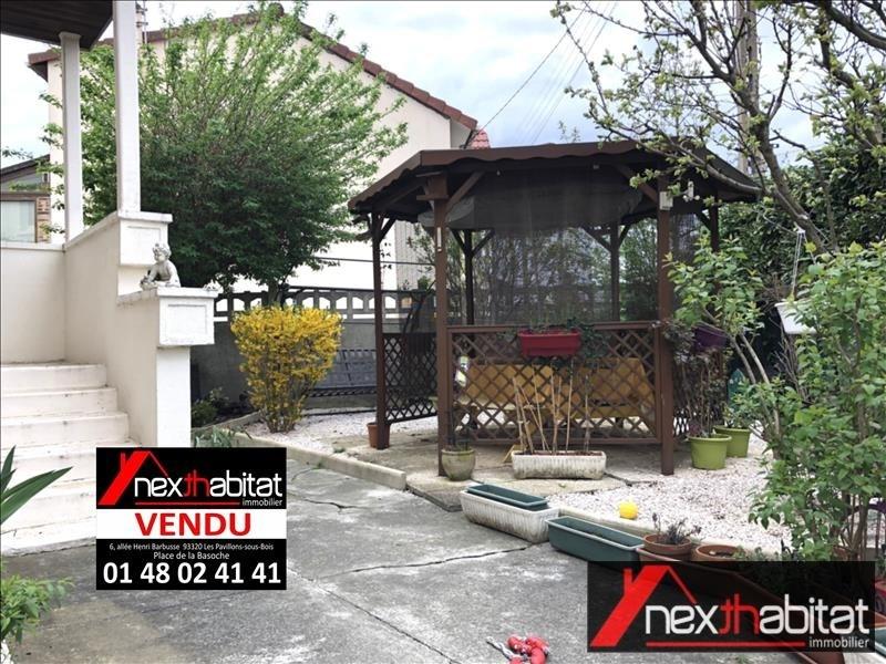 Vente maison / villa Livry gargan 333000€ - Photo 2