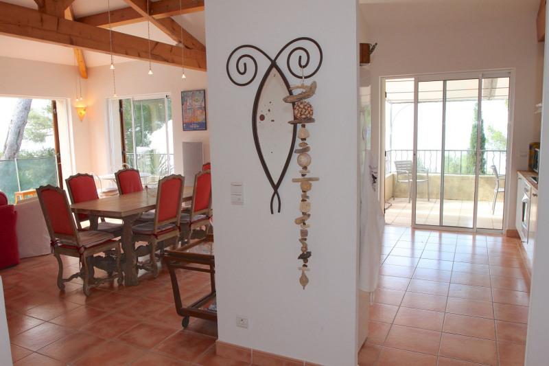 Location vacances maison / villa Cavalaire sur mer 1500€ - Photo 13