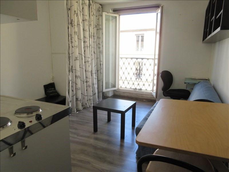 Vente appartement Paris 10ème 168000€ - Photo 1