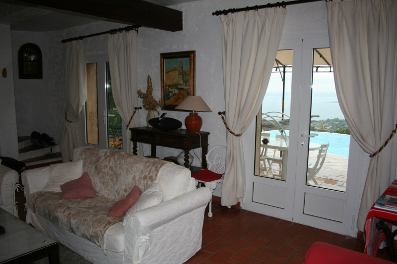 Location vacances maison / villa Les issambres 2 750€ - Photo 12